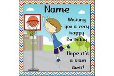 Your place to buy and sell all things handmade Basketball Birthday Cards, Sports Birthday, Happy Birthday Grandson, Very Happy Birthday, Handmade Items, Handmade Gifts, Kids Cards, I Am Happy, My Etsy Shop