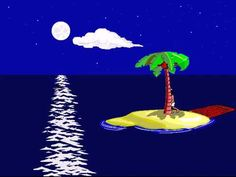 Entertainment of my childhood! Eh Adam and Phil!? [Screen saver] - Johnny Castaway All scenes!