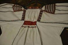 Folk Embroidery, Ruffle Blouse, Costume, Tops, Women, Fashion, Moda, Fashion Styles, Costumes