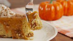 Pumpkin Spice Cheesecake  - Delish.com