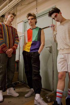 Gosha Rubchinskiy SS16 Paris Menswear