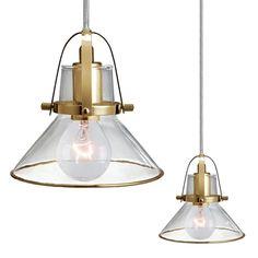 LAMPA wisząca HUNNEBERG 105290 Markslojd rustykalna OPRAWA szklany ZWIS przezroczysty