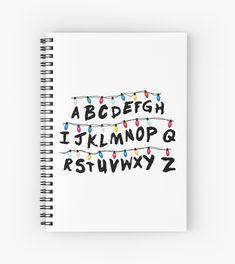Resultado de imagen para cuadernos de stranger things