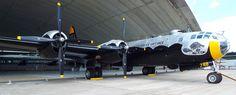 Boeing B29 Super Fortress 1965-73 Imperial War Museum Duxford