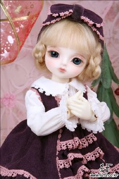 Candy Luts Honey Delf Ball Jointed Doll  BJD