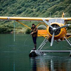Sensitive contained alaska fishing tips See deals Parkour, Bush Pilot, Plane And Pilot, Bush Plane, Float Plane, Adventure Aesthetic, Flying Boat, Fly Fishing, Alaska Fishing