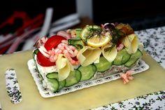 Swedish sandwich cake...yum!