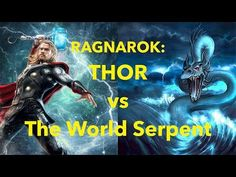 Ragnarok: THOR vs The World Serpent - The Last 9 Steps of Thor - 9 Level...