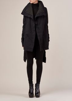 Rick Owens Padded Exploder Fw15 Size S $450 - Grailed