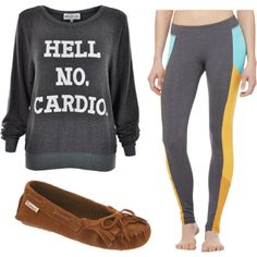 Scarlet just wants a yoga partner. by bearpawstyle on Polyvore featuring Wildfox, Alo Yoga and Bearpaw