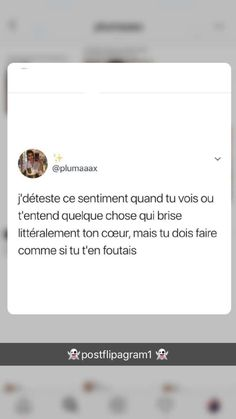 -tellement vrai - #TELLEMENT #vrai Bad Quotes, Love Quotes, Realist Quotes, French Quotes, Bad Mood, Sad Love, True Facts, Really Funny, Affirmations