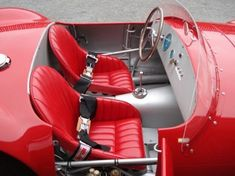 1953 Maserati A6 GCS Spyder