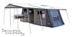 Camper Trailer Tents   Skamper Kampers