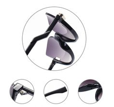 TSHING RAY New Half Frame Cat Eye Sunglasses For Women 2016 Crystal Mirror Sun Glasses Fashion Sunglasses Female Oculos UV400-in Sunglasses from Women's Clothing & Accessories on Aliexpress.com | Alibaba Group