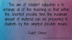 My favorite Steiner quote in this post about Teaching Foreign Languages ⋆ Waldorf-Inspired Learning