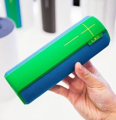 The UE Boom 2 is a fantastic gift for music lovers of any age