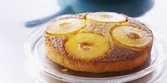 Classic Pineapple Upside Down Cake - this is the recipe I'd rather use than the BHG one