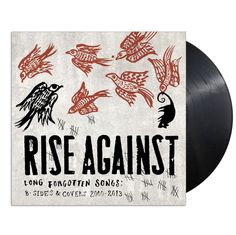 Rise Against - Long Forgotten Songs: B-Sides & Covers Vinyl 2xLP 180 Gram New #Alternative