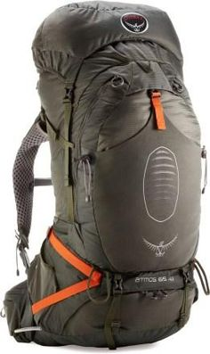 Osprey Atmos 65 AG Pack - GRAPHITE GREY - $259.95