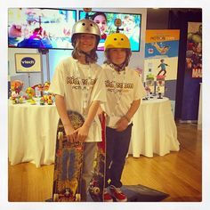 Love our Kidizoom Action Cam Skateboarders Mick & Evan from the TTPM Spring Showcase! #kidventure