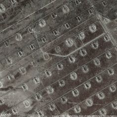 Empire.is, by Josh Begley, is a haunting site that plots the United States' known military bases around the globe, then shows you their photographs (courtesy of Google and Bing image search).