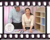 Lighting a dolls' house - video by The Dolls House Emporium