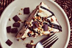 Peanut Butter Pie Recipe (best frozen pie i've ever tried!)