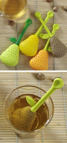 Pear Tea Infuser