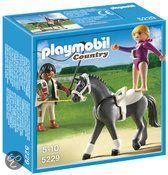 Playmobil Acrobate te Paard met Trainer - 5229
