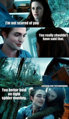 Twilight ♥ Probably one of my favorite scenes!
