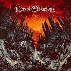 "[CRÍTICAS] INFERNAL TENEBRA (HRV) ""As nations fall"" CD 2016 (Massacre Records)"