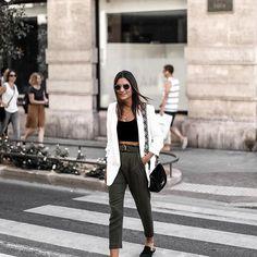 Nouveau look sur le blog! Détails et liens ➔ junesixtyfive.com✔️ 📸Fby Sam #ootd #outfit #wiwt #tenue #look #tenuedujour #lookoftheday #lookdujour
