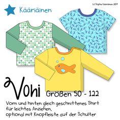 Näähglück by Sophie Kääriäinen: Vohi