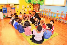 Ice Candle Party…. White Fields British Nursery -An innovative learning experience...