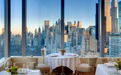 NYC. World's Most Amazing Restaurants with a View: Asiate