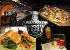What do you need to watch and enjoy the Stanley Cup Playoffs? #5LineTavern!  www.5linetavern.com