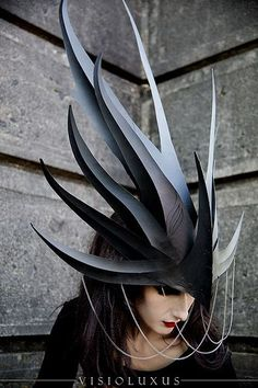 Dragon Queen headdress by Phillip Valdez LRP headdress LARP costume or inspiration for miniature decoration Fantasy Costumes, Cosplay Costumes, Fairy Costumes, Character Inspiration, Character Design, Dragon Costume, Costume Makeup, Headdress, Medusa Headpiece