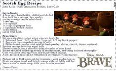 Brave Scotch Eggs Recipe