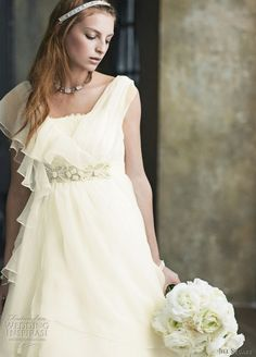 Jill Stuart Romantic Wedding Dresses 2010 | Wedding Inspirasi
