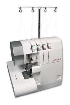 Singer 14CG754 PRO FINISH Serger Overlock 2-3-4 Thread Serger Sewing Machine