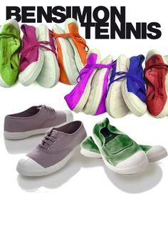 nice tennis shoes