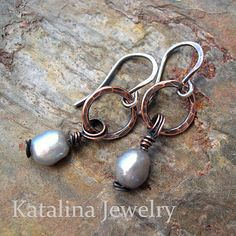 Katalina Jewelry: Jump Rings Tutorial - Basic Wire Working Technique Series