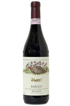 Vietti Nebbiolo Barolo Brunate (2001) |  I'm a huge fan!  Brilliant wines with complexity, personality and balance.