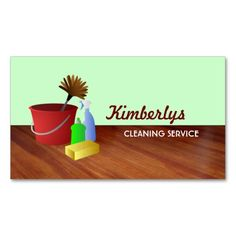 Free printable housekeeping flyer house cleaning logos free cleaning service business cards reheart Image collections
