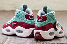 "Sneakersnstuff x Reebok Question ""A Shoe About Nothing"""