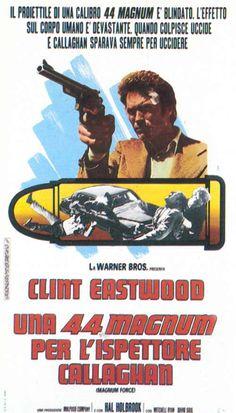 """Una 44 Magnum per l'ispettore Callaghan è un film poliziesco statunitense del 1973 diretto da Ted Post. Il film è il seguito de Ispettore Callaghan: il caso """"Scorpio"""" è tuo!! e il secondo film della fortunata serie dedicata all'ispettore Callaghan"""