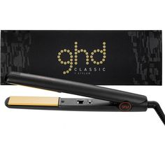 "What it is: A styler that's perfect for straightening and smoothing hair and creating curls, twirls, and flicks. What it does: The ghd Classic 1"" Styler is the..."
