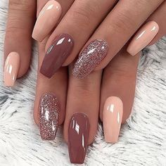 22 pretty mismatched nail trends for 2020 nail art designs nail art designs 20 Nail Art Designs, Nail Polish Designs, Acrylic Nail Designs, Acrylic Nails, Nails Design, Autumn Nails, Spring Nails, Cute Nails, Pretty Nails