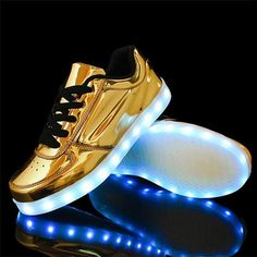 2016 Light Up Led Luminous Shoes Color Glowing Casual Fashion With New Simulation Sole Charge For Men Adults Neon Basket Available In Various Designs And Specifications For Your Selection Men's Shoes