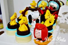 Dona Beta: A turma do Snoopy: Snoopy Party, Charlie Brown, Woodstock, Sally Brown, The Peanuts